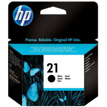 Картридж HP 21 Black (C9351AE)